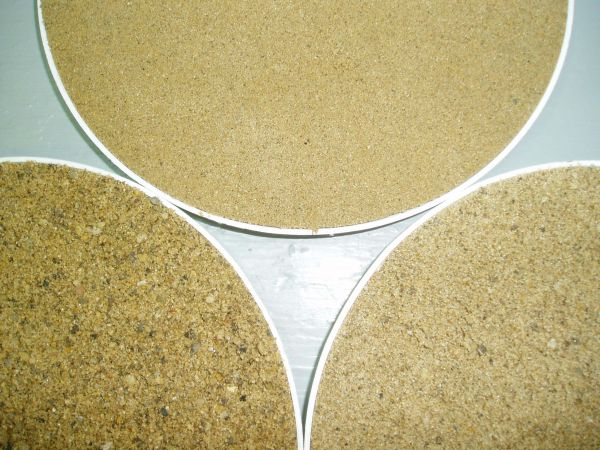 Natural and Manufactured Sand from Thelen Materials